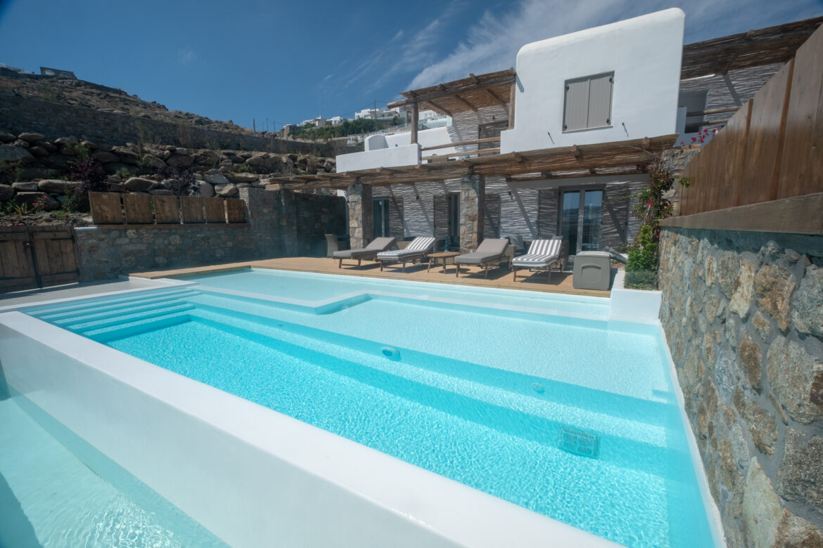 Luxury Bungalow with Private Pool (1B)