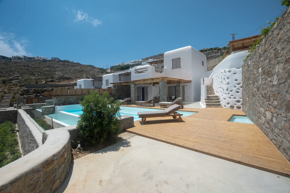 Luxury Bungalow with Private Pool (4B)